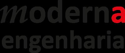 MODERNA Engenharia Retina Logo